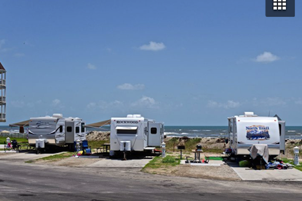 Dellanera Rv Park Galveston Tx County City Parks