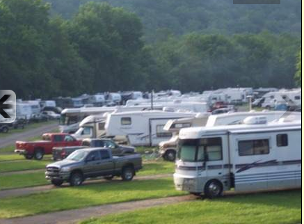Cummins Ferry Campground - Salvisa, KY - RV Parks