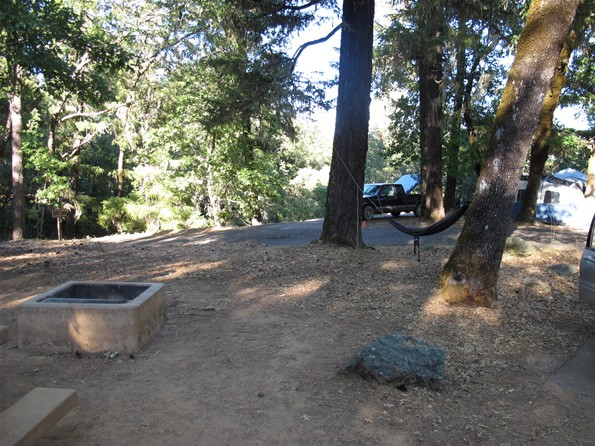 Pogie Point Campground Mendocino National Forest Potter