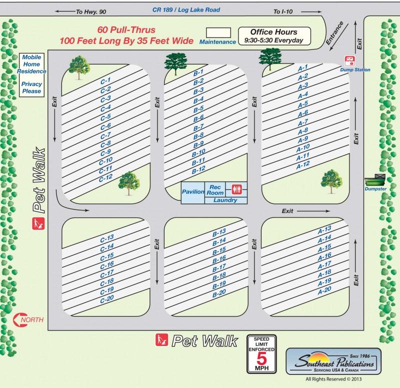 Eagle Landing Campground - Auburn, AL - RV Parks