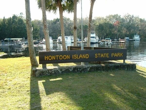 Hontoon Island State Park - Deland, FL - Florida State Parks