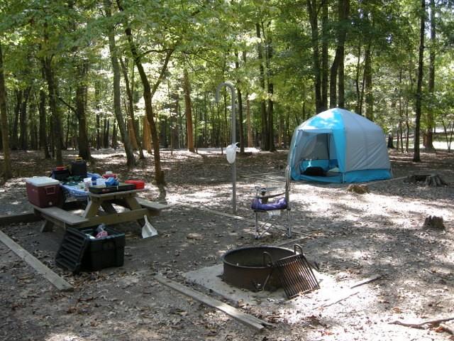 Morrow Mountain State Park - Albemarle, NC - North Carolina State Parks