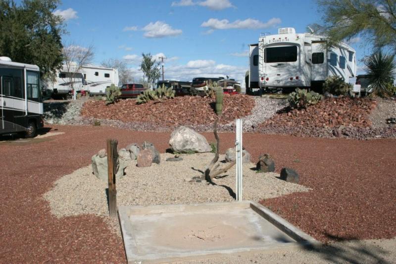 Ajo Heights Rv Parks - Ajo, AZ - RV Parks