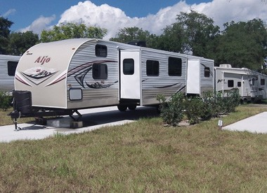 Orange City RV Resort - RV Trailer Rental