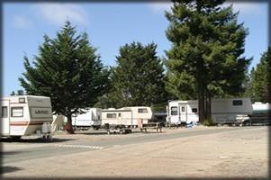 Fort Bragg Leisure Time Park - Fort Bragg, CA - RV Parks