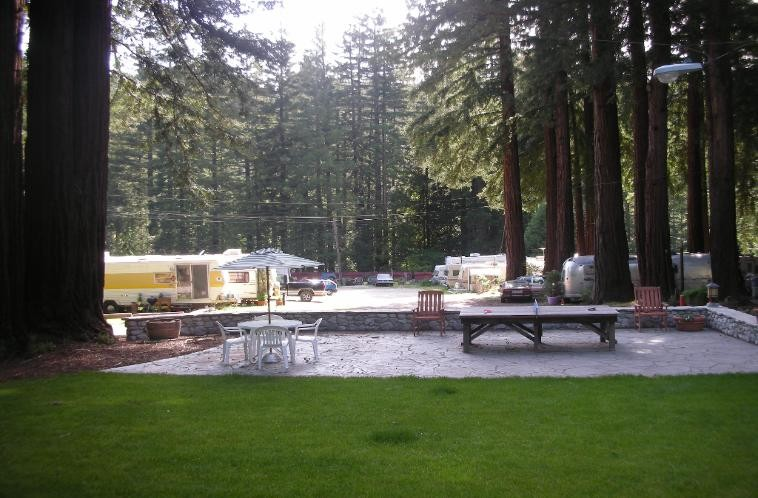 Redwood Resort - Boulder Creek, CA - RV Parks