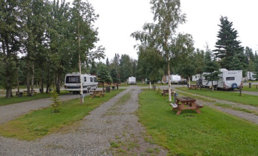 Smith's Green Acres Rv Park - Delta Junction, AK - RV Parks