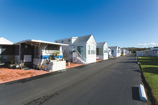 Mobile Home Parks On The Coast Of California