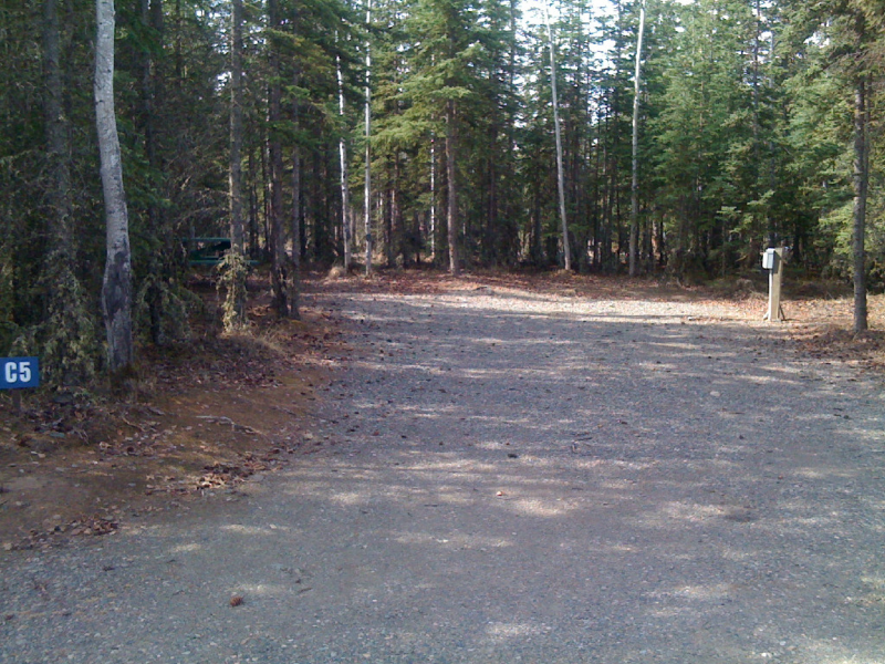 Sourdough Campground - Tok, AK - RV Parks