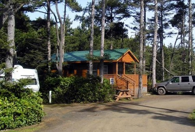Whalers Rest Rv Amp Camping Resort South Beach Or