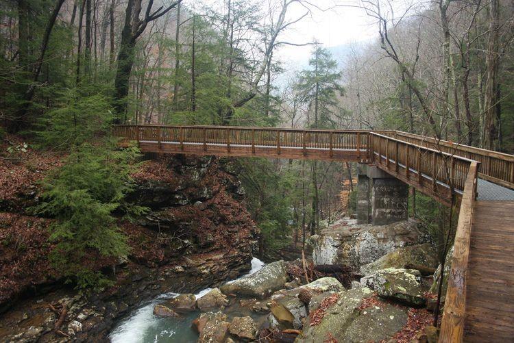 Cloudland Canyon State Park - Rising Fawn, GA - Georgia State Parks