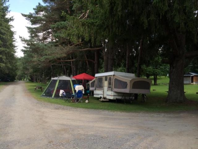 Cooperstown Family Campground - East Springfield, NY - RV Parks