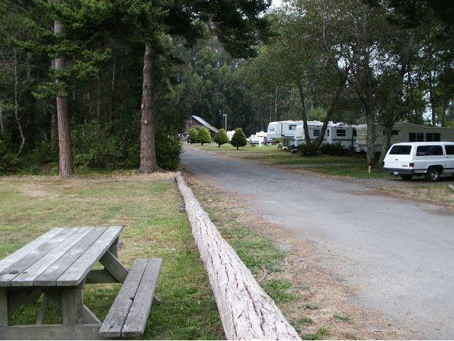 Widow White Creek RV Park - Mckinleyville, CA - RV Parks