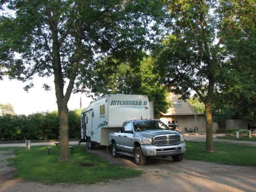 Pipestone RV Campground - Pipestone, MN - RV Parks