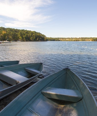 Peters Pond RV Resort - Sandwich, MA - Sun Resorts