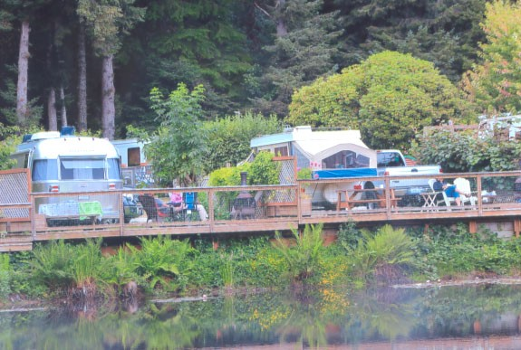 Azalea Glen Rv Park Campground - Trinidad, CA - RV Parks