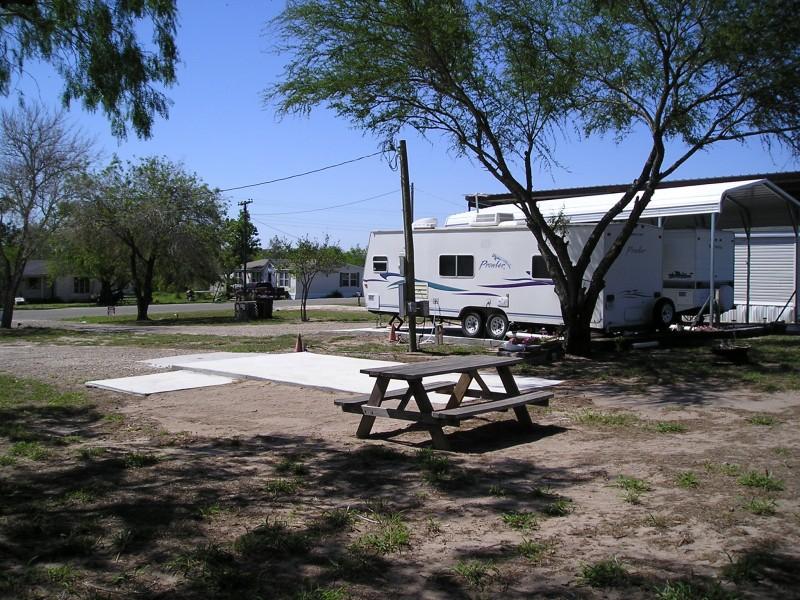 5th Wheel RV Site 002