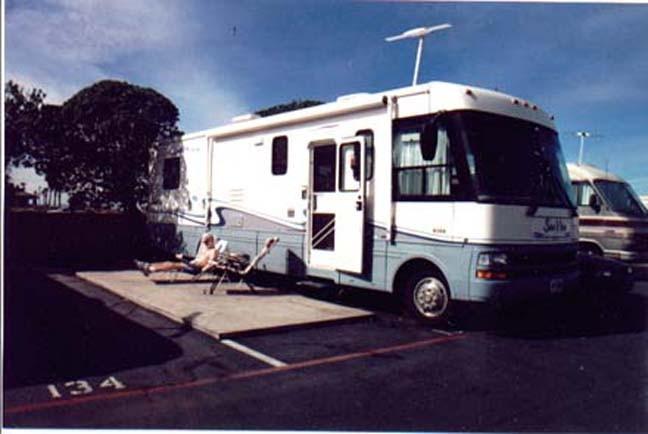 Harbor Rv Anchorage - Crescent City, CA - RV Parks
