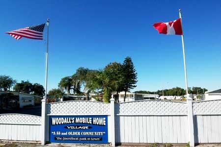 Woodalls Village - Lakeland, Fl - RV Parks
