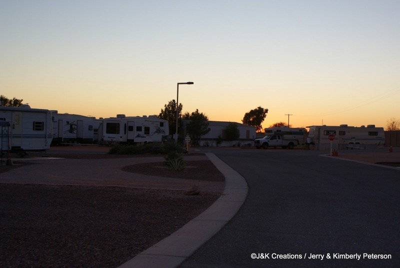 Cotton Lane Resort - Goodyear, AZ - RV Parks