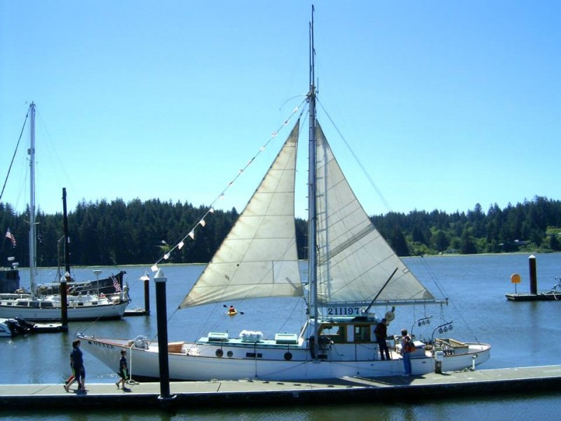 Port Of Siuslaw Campground Amp Marina Florence Or Rv