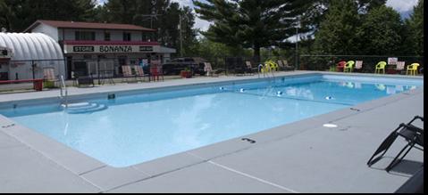 Bonanza Camping Resort - Wisconsin Dells, WI - RV Parks