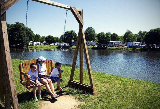 Mark Twain Landing - Monroe City, MO - RV Parks