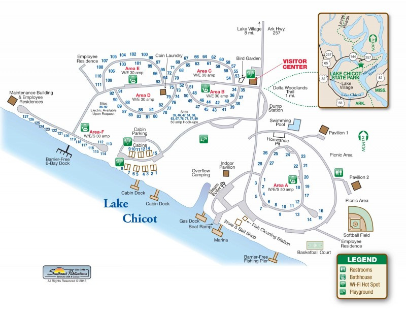 State Parks In Arkansas Map.Lake Chicot State Park Lake Village Ar Arkansas State Parks