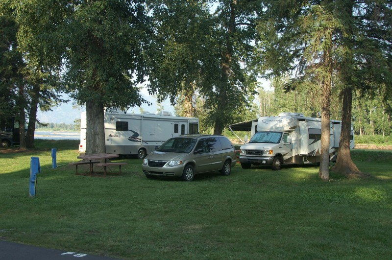 Spruce Park On The River - Kalispell, MT - RV Parks