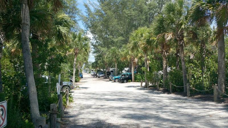 Turtle Beach Campground Sarasota Fl County City Parks