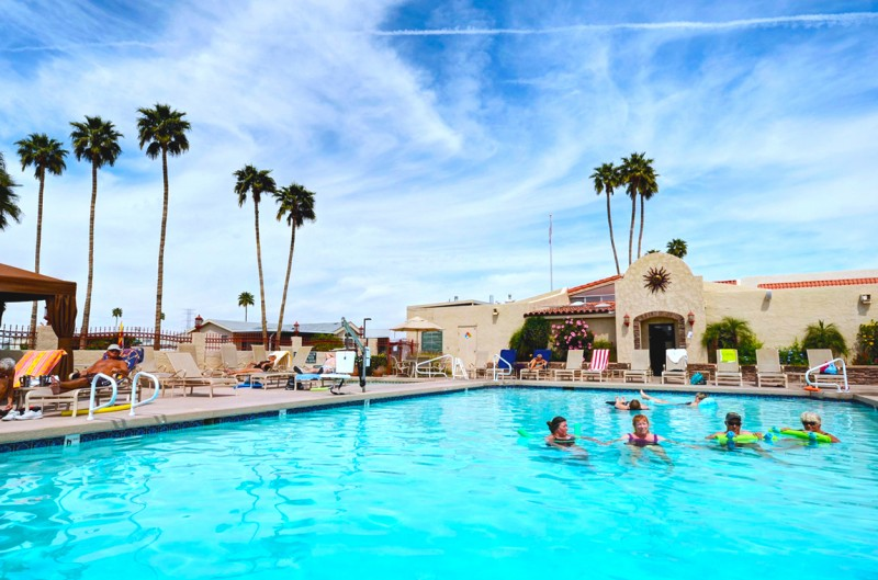 Val Vista Village RV Resort - Mesa, AZ - RV Parks