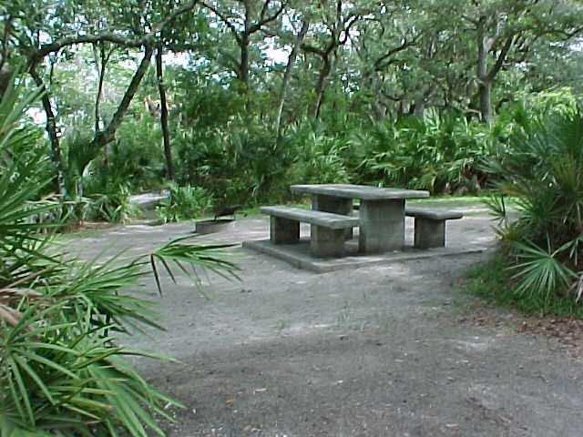 Donald McDonald Park - Sebastian, FL - RV Parks