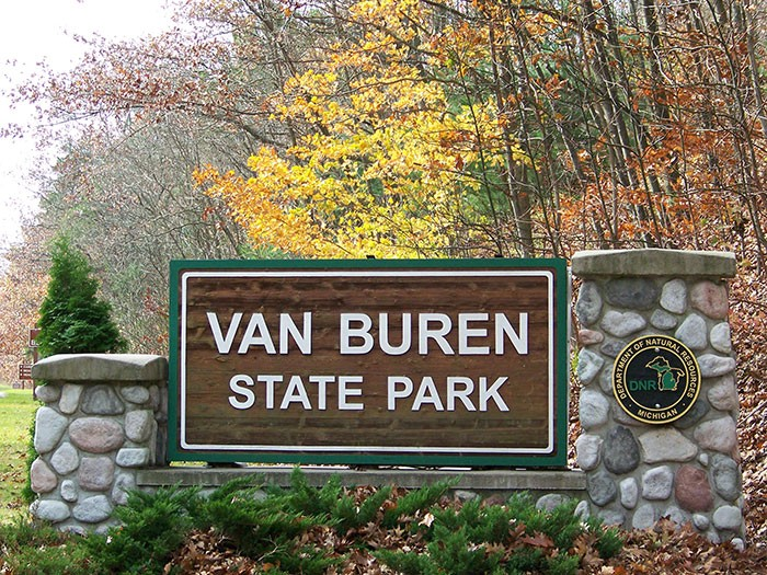 Van Buren State Park - South Haven, MI - Michigan State Parks