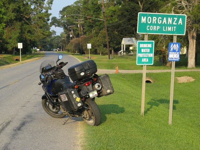 Maxey Care RV Park - Morganza, LA - RV Parks
