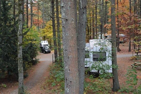 Boston Minuteman Campground - Littleton, MA - RV Parks