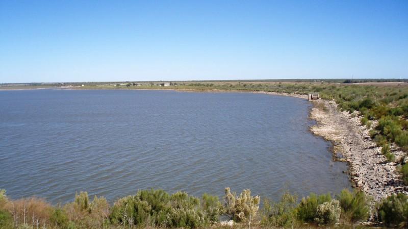 Ballinger Municipal Lake Park - Ballinger, TX - County / City Parks