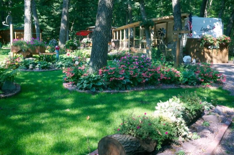 Arrowhead Rv Campground Wisconsin Dells Wi Encore