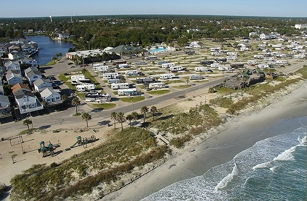 Ocean Lakes Family Campground - Myrtle Beach, SC - RV ...