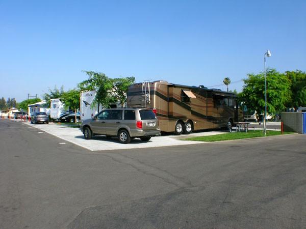 Anaheim Resort RV Park - Anaheim, CA - RV Parks