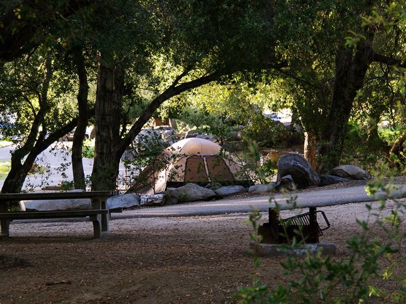 Ma Tar Awa Viejas Camper Park - Alpine, CA - RV Parks