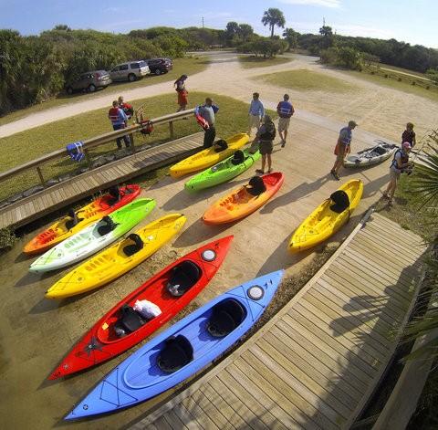 Gamble Rogers Memorial State Recreation Area at Flagler Beach - Flagler Beach, FL - Florida State Parks