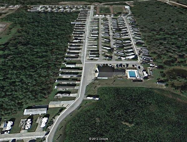 21 Palms RV Resort - Davenport, FL - RV Parks