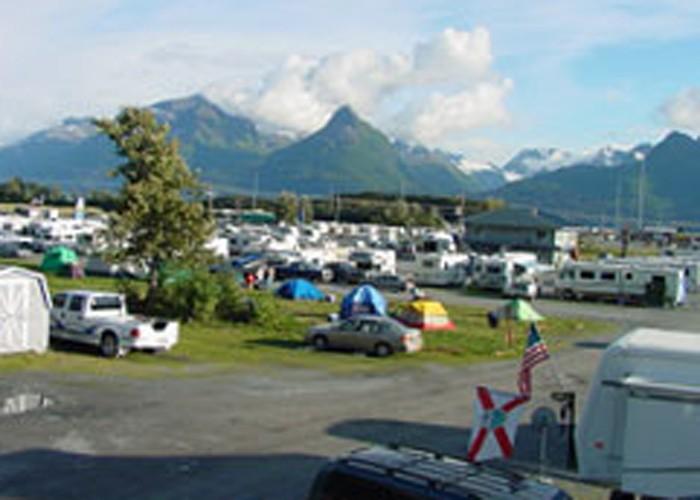 Eagle's Rest RV Park - Valdez, AK - RV Parks