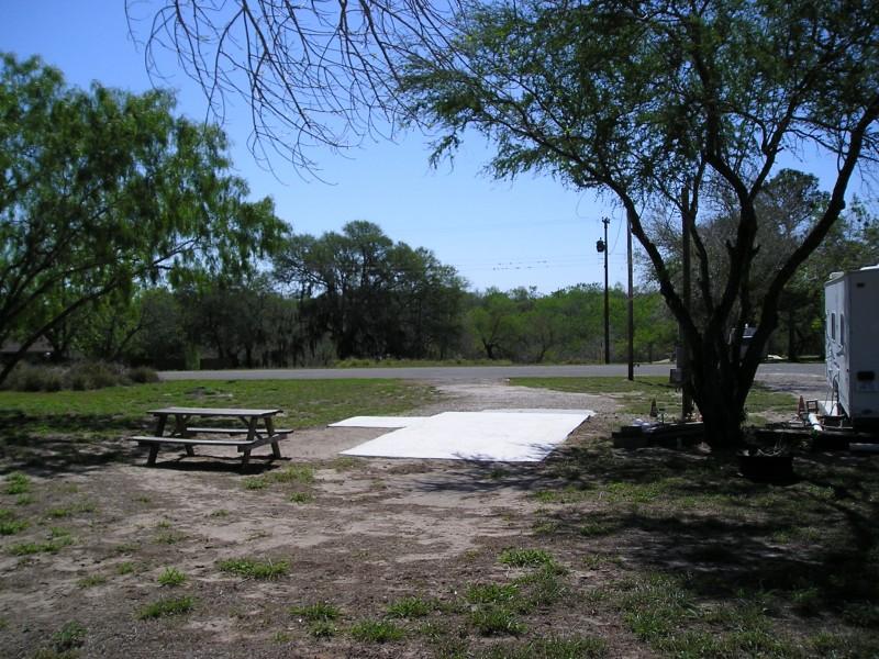 5th Wheel RV Site 001