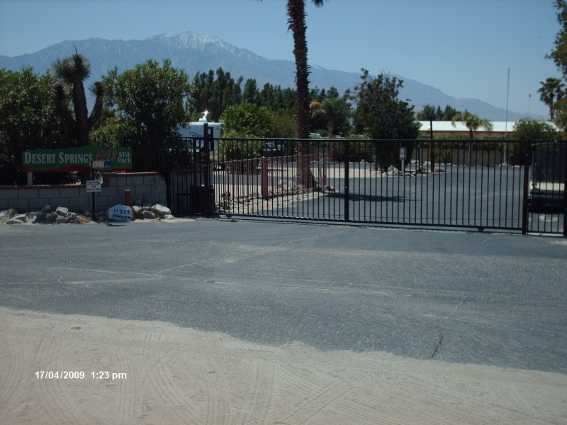 Desert Springs Spa RV Park - Desert Hot Spgs, CA - RV Parks