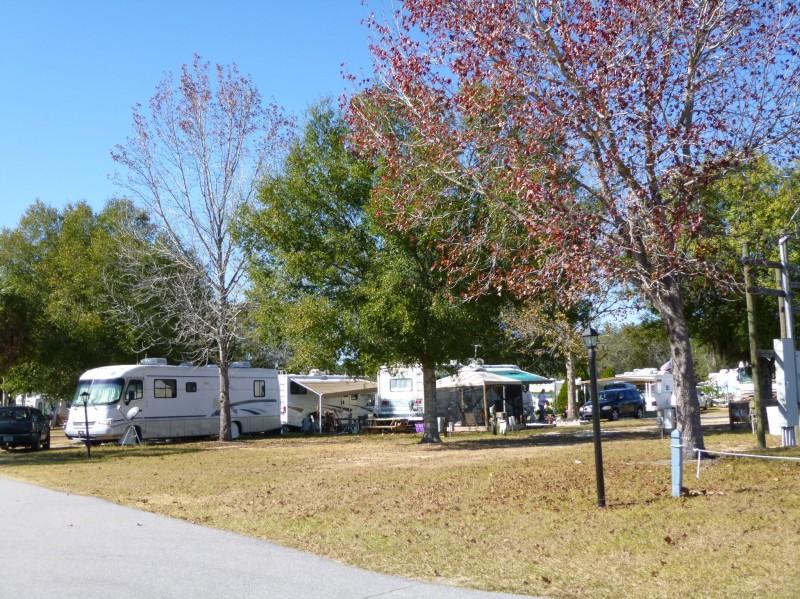 Florida Camp Inn - Davenport, FL - RV Parks
