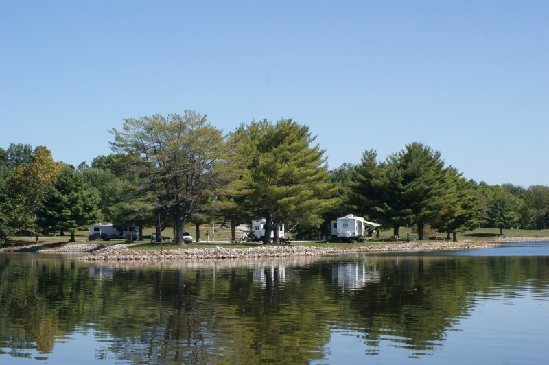 West Boggs Park - Loogootee, IN - County / City Parks