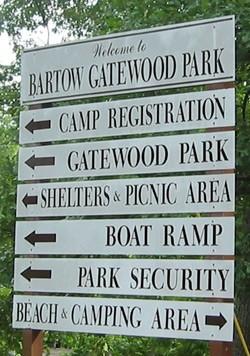 Gatewood Park - Cartersville, GA - County / City Parks