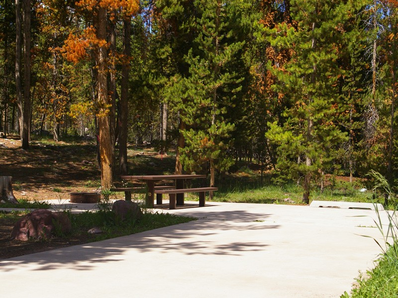 Little Mill Campground Wasatch-Cache National Forest - Uinta , UT - National Parks