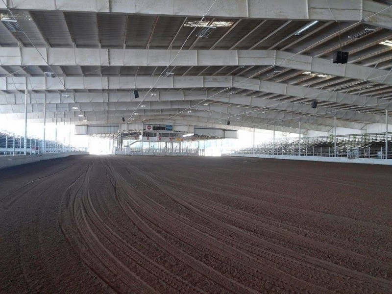 Hestand Stadium Fairgrounds - Pine Bluff, AR - County / City Parks